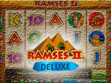 Рамзес 2 Делюкс онлайн на деньги